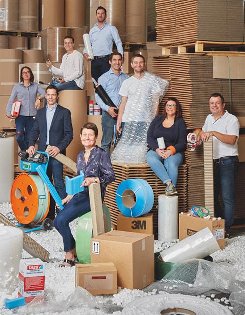 Equipe Darmigny Emballage