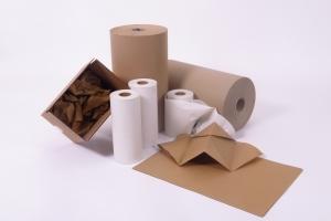 Papier Kraft et Macule